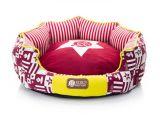 [هيغقوليتي] [بروون] لون محبوب سرير لأنّ كلب