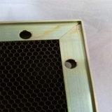فولاذ قرص عسل تهوية لونية لأنّ هواء [فيلترينغستيل] قرص عسل تهوية لونية ([هر337])