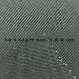 Противостатическая отбеливая белая обыкновенная толком ткань для формы нюни