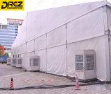 25HPテントの一時空気導管で送られたエアコンを冷却するDrezの工場