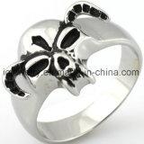 Ювелирные изделия кольца черепа нержавеющей стали ювелирных изделий способа