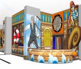 Beifall-Unterhaltungs-Piraten-themenorientierter Innenspielplatz