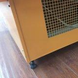 Kurven-Glastür-Feinkostgeschäft-Fall-Kühlvorrichtung