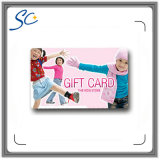 Cadeau d'impression VIP Business Full Color Carte d'adhésion en plastique PVC