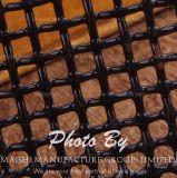 Pantallas de seguridad revestidas del grado del polvo marina del acero inoxidable