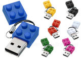 Flash Stick Coloré Logo personnalisé USB Flash Drive Cadeau promotionnel USB