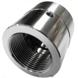 Pezzo meccanico di CNC dell'acciaio inossidabile dell'OEM