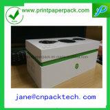 Cadre de empaquetage d'entreposage en boîte-cadeau de papier de festival de cadre d'OEM