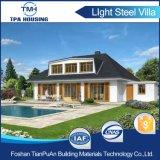 Casa prefabricada de dos pisos bien de Decoratied alta Proformance