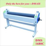 Máquina neumática y manual de la baja temperatura de DMS-1680c de la laminación
