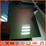 Advanced Spectra Nano Aluminium Composite Façade Panneau de construction