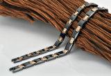 Bracelet dernier cri de santé d'élément de Hottime bio avec l'acier inoxydable