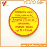 Caboteurs de silicones de couvre-tapis de PVC de cadeau de promotion de FDA de qualité pour la cuvette (YB-N-02)