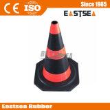 White & Red Cor Rubber Cone de Trânsito (DH-LZ-4)