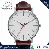 日本動きの腕時計の男女兼用のカスタマイズ可能な革人の腕時計、ファッション・ウォッチ(DC-342)
