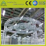 Aluminiumc$speziell-form Beleuchtung-Binder-Bildschirmanzeige-Kreis-Binder