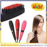 Cabelo grande da escova do Straightener do cabelo do disconto que denomina a ferramenta