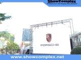 P6 SMDの屋外のフルカラーの使用料のLED表示スクリーン