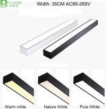 largura de 240cm: iluminações lineares da barra do diodo emissor de luz de 35cm