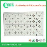 PWB branco do diodo emissor de luz do alumínio da tinta de impressora