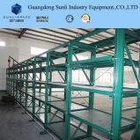 Racking padrão do suporte do molde do armazenamento do armazém
