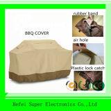 Protection UV de vente chaude d'Amazone et imperméabilisent la couverture 100% de BBQ de PVC