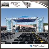 Système en aluminium extérieur d'armature d'étape pour des événements