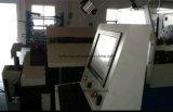 Dobladora del alambre con 7 eje y la máquina del resorte del CNC