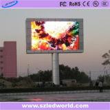 Schermo di visualizzazione fisso esterno del LED di colore completo P20 per fare pubblicità