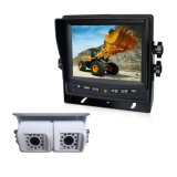 5.6-duim Monitor die de Waterdichte Camera van de Visie van de Nacht voor Vrachtwagens omkeren, Tracters