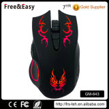 6D Ergonomic Optical Wired LED Gaming Mouse