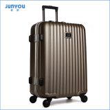 Junyou Laufkatze-Gepäck der niedriger Preis-Qualitäts-ABS+PC für Frauen