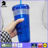 BPA geben doppel-wandige Trommel 16oz frei