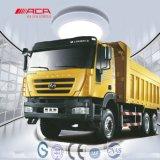 Camion à benne basculante neuf de tombereau de Hy 6X4 Kingkan pour l'Ethiopie