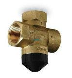 Venta de las instalaciones de tuberías de cobre amarillo del conector de la alta calidad