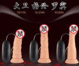 Het trillende Product van het Geslacht van Dildo van de Simulatie voor Volwassen Vrouw