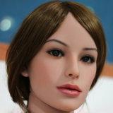 Головка куклы секса TPE верхнего качества для японской куклы влюбленности