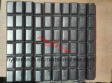 Gute Qualität der bimetallischen Abnützung-Blöcke Chocky Abnützung-Stäbe für Exkavator-Wannen-Abnützung-Schutz