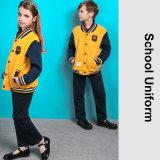 Disegni primari su ordinazione dell'uniforme scolastico per i vestiti di pista del banco