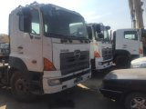 Camion benne Volvo FM12 d'occasion, Mélangeur de béton Fuso 6X4 Hino Benne basculante à camion lourd pour la vente la moins chère!
