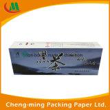 Plegable caja de papel de lujo de la cartulina por la bolsita de té