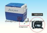Refrigerador portable del coche de la CC 12V 24V mini que acampa