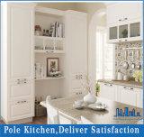 Mähdrescher-Furnier-Blattund Lack-moderne Möbel-Küche