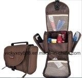 Saco cosmético de Storagetoilet do saco da lavagem do curso de negócio (CY1895)