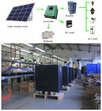 6kw 220VAC van de Omschakelaar van de ZonneMacht van het Net voor het Systeem van het Zonnepaneel