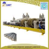 UHMW-PE 철강선 강화되었거나 뒤틀린 관 밀어남 생산 라인
