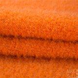 Tessuti Mixed delle lane delle lane e dell'alpaga, spessi per l'inverno in arancio