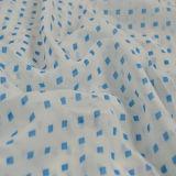 Chiffon de seda de poliéster para lenço de senhora e lenço árabe