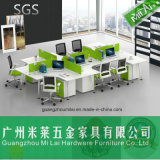 Mesa de escritório funcional do projeto da estação de trabalho do escritório da ferragem