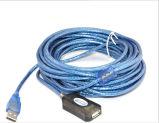 10m USB est al cable de extensión del Af